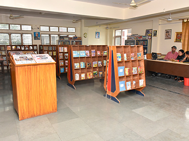 Big Library - Universal Academy Dehradun