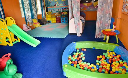 best regular activity room in universal academy dehradun