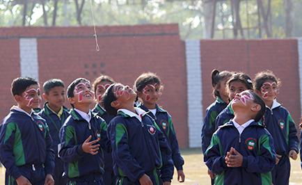 day school in dehradun class 1st to 12
