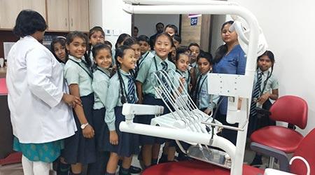 educational trip of welmed hospital
