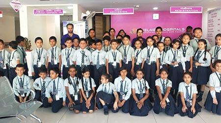 universal academy dehradun educational trip