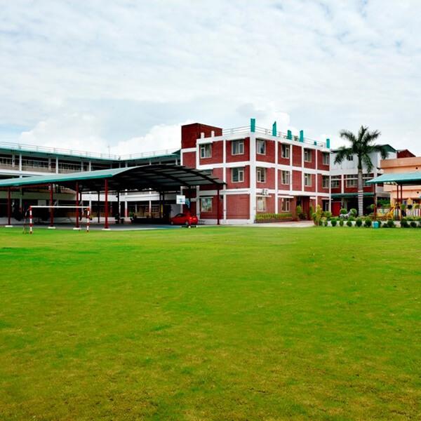 universal academy dehradun playground 2