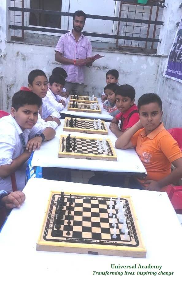 Zonal Interschool Chess Championship-2